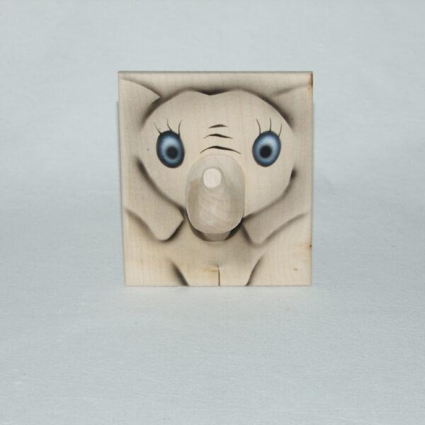 Brille Elefant Bild 2