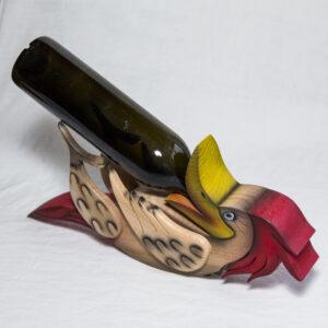 Flaschenhalter Specht