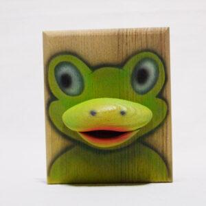 Brillen & Stiftehalter Frosch